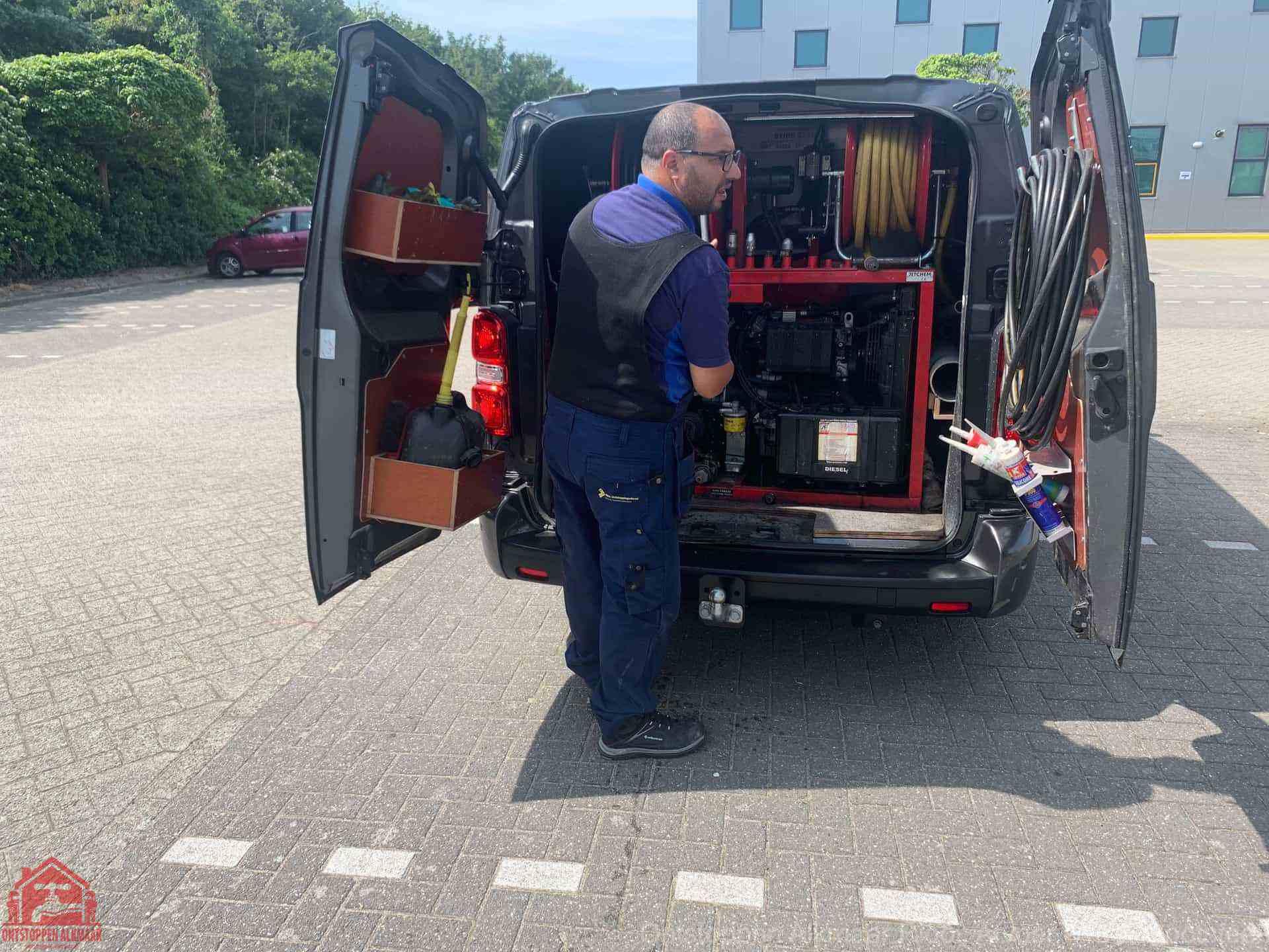 Loodgieter Alkmaar Ontstopping