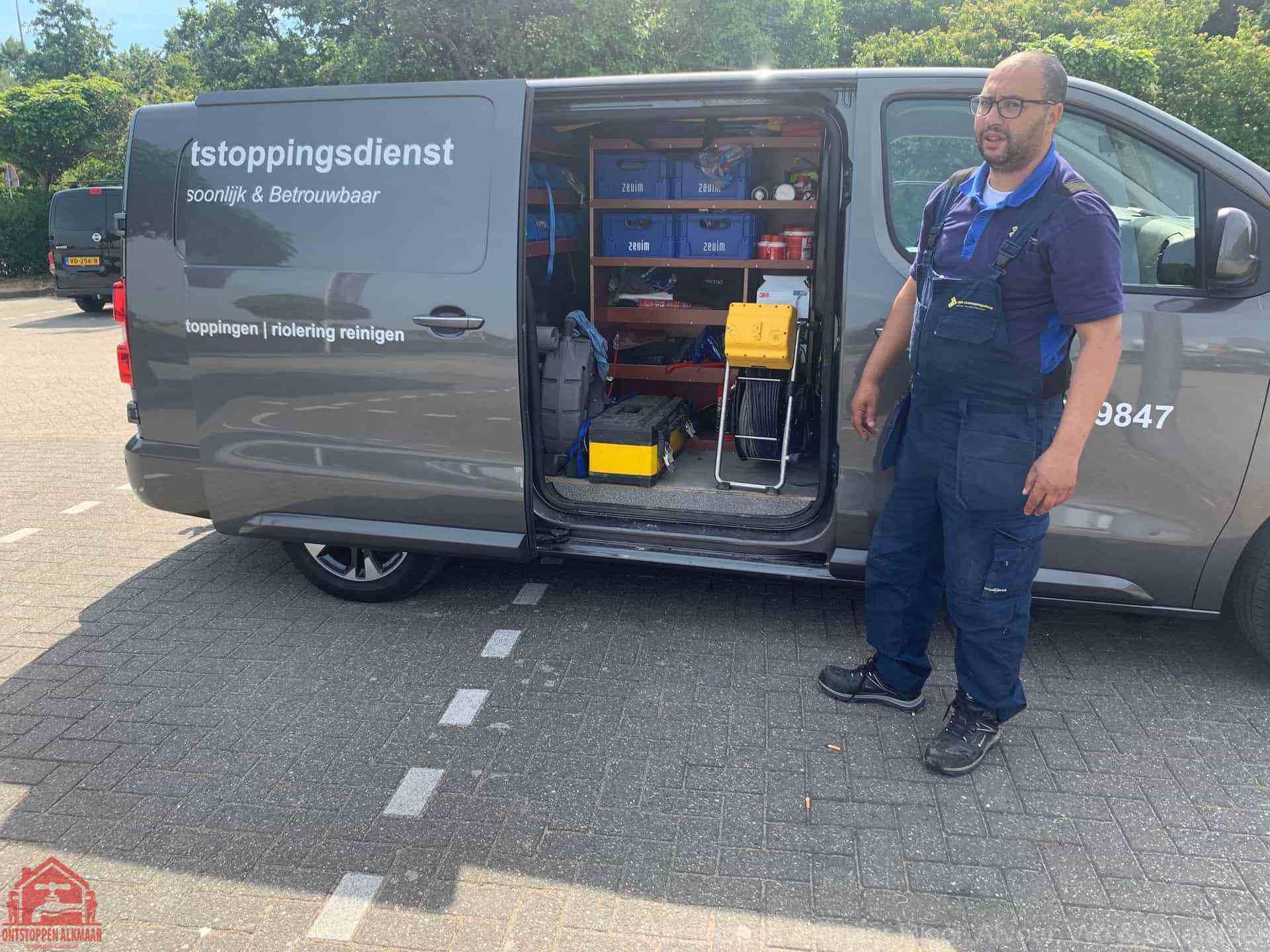 Ontstoppingsdienst Alkmaar